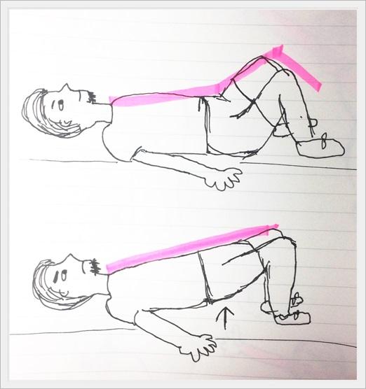 エグザイル式トレーニング法 筋トレ法 肩甲骨