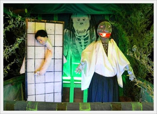 文化祭 出し物 お化け屋敷