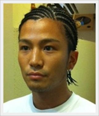 岩田剛典 髪型 編みこみ