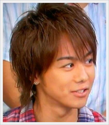 EXILE TAKAHIRO 髪型 前髪下ろし
