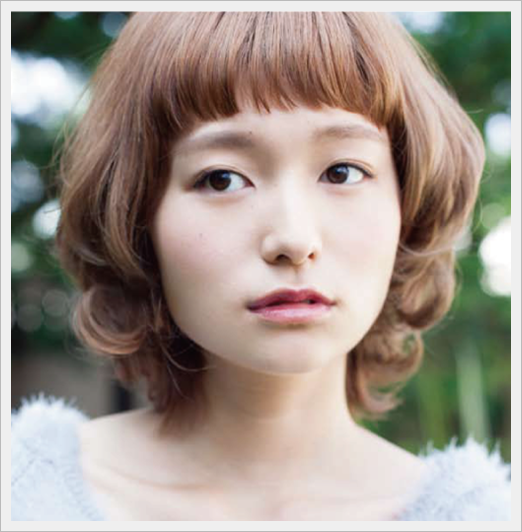 阿部朱梨 髪型セット方法