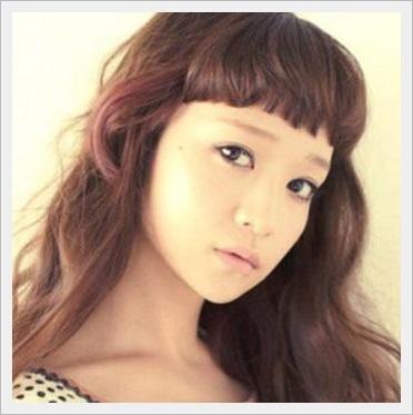 阿部朱梨 髪型、メイク方法 タカハシマイ