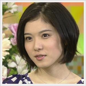 松岡茉優 髪型 ショート
