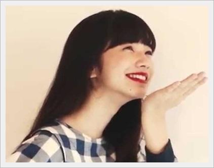 小松菜奈 男顔 声 笑顔 すっぴん画像 笑顔1
