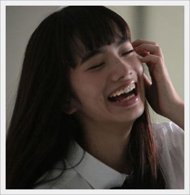 小松菜奈 男顔 声 笑顔 すっぴん画像 笑顔3