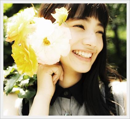 小松菜奈 男顔 声 笑顔 すっぴん画像 笑顔4