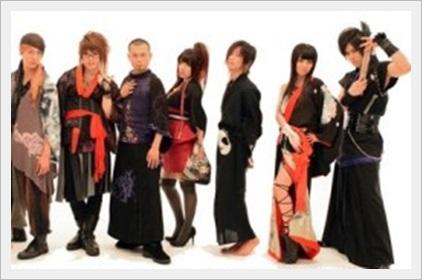 和楽器バンドのメンバーが謎すぎる!身長や年齢!性別と顔画像が?