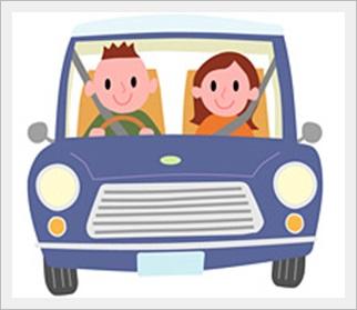 渋滞で一番早い車線!高速にも一般道にも使える超意外な法則が?1