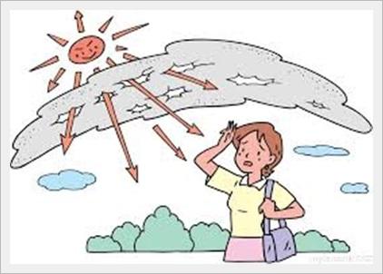 雨の日でも紫外線はあるのか?むしろ量が多くて日焼け止め必須?1