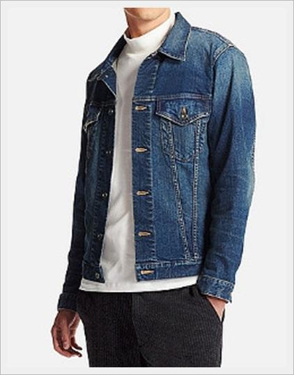 ユニクロの春服メンズコーデ2017!絶対に買うべき新作ランキングデニムジャケット