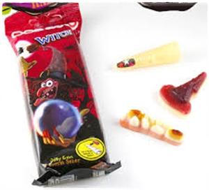 カルディのハロウィンにおすすめお菓子!半額になるのはいつから?ベベドグミ ドラクーラティース