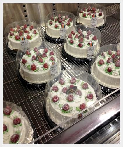 コストコのクリスマスケーキ2017!混雑で予約なしの当日購入はムリ?2