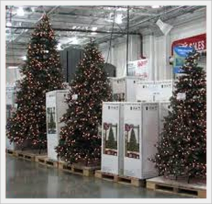 コストコのクリスマスセールはいつから?当日の夕方には半額商品も?1