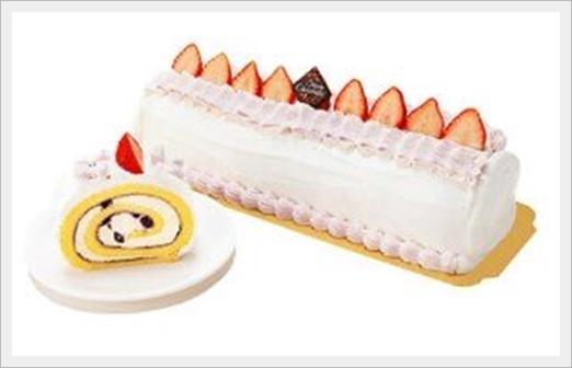 コストコのクリスマスケーキ2017!混雑で予約なしの当日購入はムリ?ブッシュドノエル型