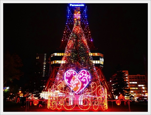 札幌ホワイトイルミネーションの歴史!恋人が別れるジンクスの真実4