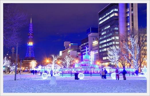 札幌ホワイトイルミネーションの歴史!恋人が別れるジンクスの真実5