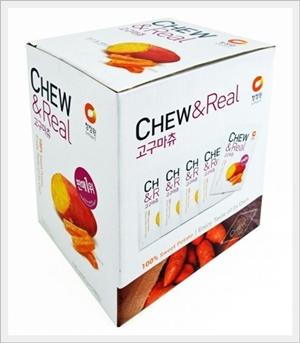 コストコのダイエットにおいしい!おすすめ低カロリーお菓子BEST10!CHEW&Real
