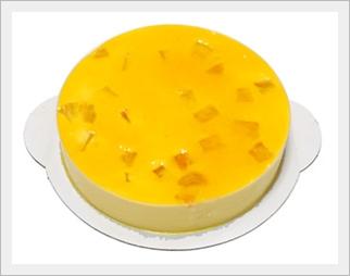 コストコのダイエットにおいしい!おすすめ低カロリーお菓子BEST10マンゴームースケーキ