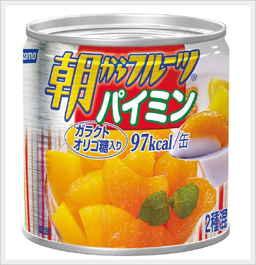 缶詰めフルーツはカロリー高いし太る?栄養ありダイエット効果も?3
