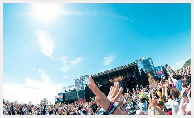 ロックフェス2019!名古屋&岐阜で開催するのは?楽しみ方・必需品も!2