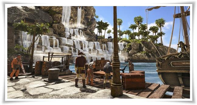 ATLAS(海賊MMOゲーム)は日本語対応してる?値段や評価・感想は?2
