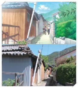 からかい上手の高木さんの登場人物!聖地(ロケ地)は小豆島以外に?渕崎の路地