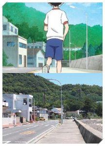 からかい上手の高木さんの登場人物!聖地(ロケ地)は小豆島以外に?鹿島地区の海沿い