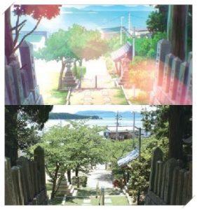 からかい上手の高木さんの登場人物!聖地(ロケ地)は小豆島以外に?鹿島明神社